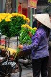 Vietnamese markt Stock Foto's