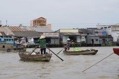 Vietnamese Mekong Delta Stock Photos