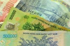 Vietnamese Money Stock Image