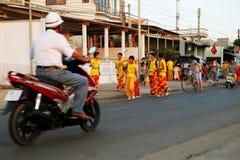 Vietnamese New Year Stock Photography