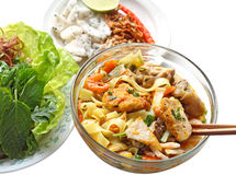 Vietnamese Noodle Royalty Free Stock Image