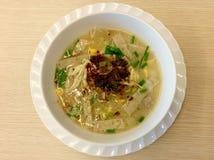 Vietnamese Noodle arrested Stock Photos
