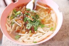 Vietnamese noodle Royalty Free Stock Photography
