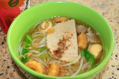 Vietnamese Noodle soup Royalty Free Stock Photo