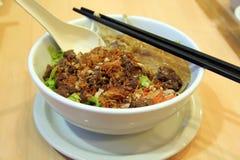 Vietnamese noodles Stock Image