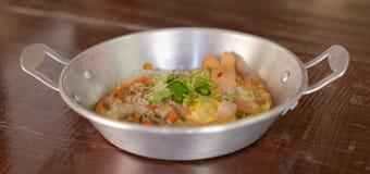Vietnamese Omelette Royalty Free Stock Images