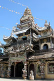 VIETNAMESE PAGODA Royalty Free Stock Images