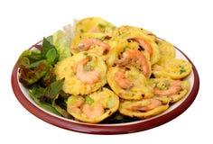 Vietnamese pancakes Stock Image