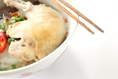 Vietnamese pho noodle Royalty Free Stock Image