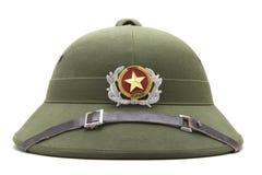 Vietnamese Police Helmet Stock Photography