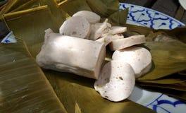 Vietnamese pork sausages Stock Photo