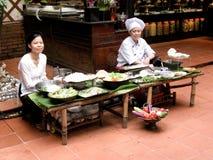 Vietnamese restaurant Stock Photo