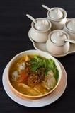 Vietnamese rice noodle Royalty Free Stock Photos