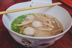 Vietnamese Rice Noodle Soup Royalty Free Stock Image