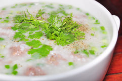 Vietnamese rice porridge Stock Photography