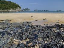 Vietnamese sea Royalty Free Stock Image