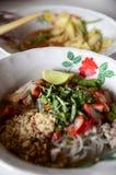 Vietnamese soep Stock Fotografie