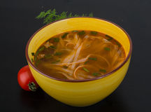 Vietnamese soup Pho Royalty Free Stock Photography