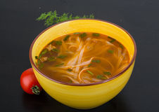 Vietnamese soup Pho Stock Image