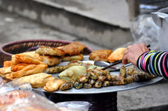 Vietnamese spring rolls Stock Image
