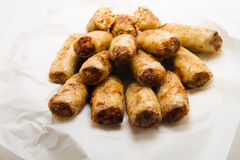 Vietnamese Spring rolls Royalty Free Stock Photos