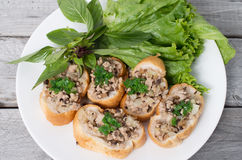 Vietnamese steamed bread Stock Photography