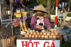 Vietnamese Street Market Stock Photography