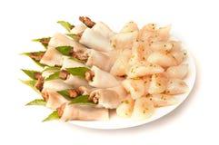Vietnamese tapioca  dumplings Stock Images