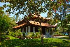 Vietnamese Temple Royalty Free Stock Photos
