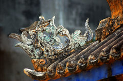 Vietnamese temple Royalty Free Stock Photography