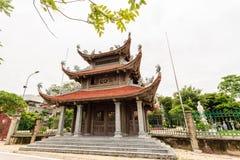 Vietnamese temple Royalty Free Stock Photo