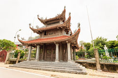 Vietnamese temple Stock Images
