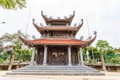 Vietnamese temple Stock Image