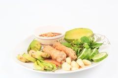 Vietnamese traditional food Stock Image