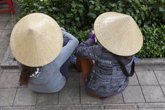 Vietnamese traditional hat Stock Photography