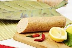 Vietnamese voedselnoedels Royalty-vrije Stock Afbeelding