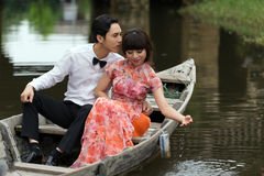 Vietnamese wedding Royalty Free Stock Photography