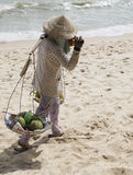 Vietnamese woman Stock Photos