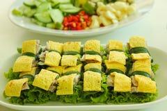 Vietnamesische Nahrung Lizenzfreie Stockfotografie