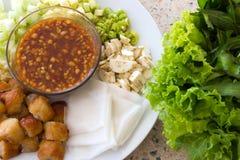 Vietnamesische Nahrung Stockbild