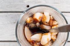 Vietnamesischer Eiskaffee Lizenzfreie Stockbilder