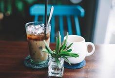 Vietnamesischer Kaffee lizenzfreie stockfotos