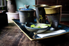 Vietnamesischer Tee Stockfotografie