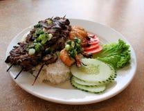 Vietnamesisches Abendessen Lizenzfreie Stockfotografie