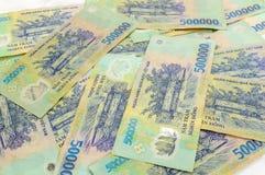 Vietnamesisches Geld Stockbilder