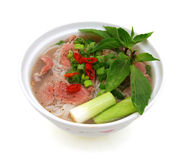 Vietnamesisk mat Royaltyfri Fotografi