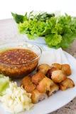 Vietnamesisk mat Arkivbilder