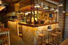 Vietnamesisk restaurang Royaltyfri Bild