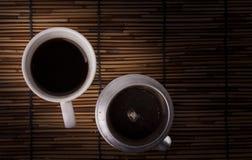 Vietnamesisk stil av kaffe Royaltyfria Foton