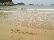 Vietnamesisk stjärna royaltyfri foto